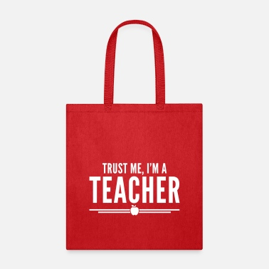 Back To School Trust Me, Teacher - Tote Bag