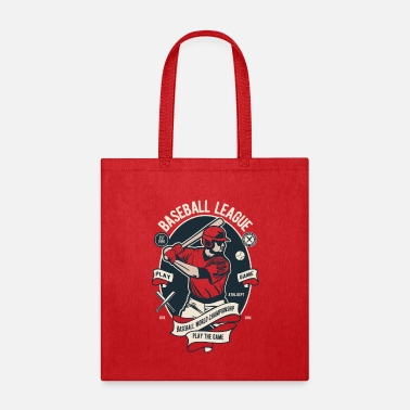 BASEBALL LEAGUE - Baseball World Championship - Tote Bag