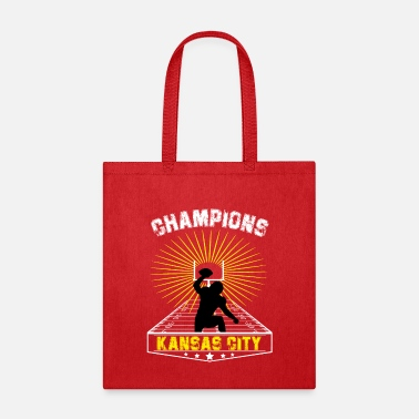 Kansas kansas city champions chiefs 2020 - Tote Bag