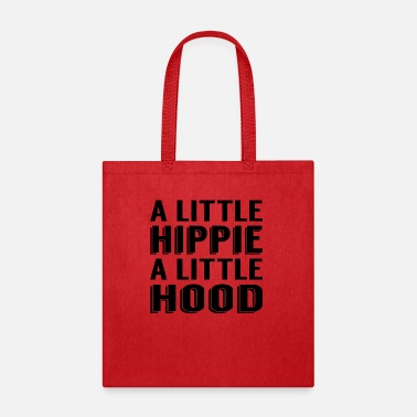 Little Caesars A Little Hippie A Little Hood - Tote Bag