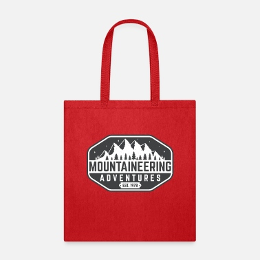 Advent mountaine advent - Tote Bag