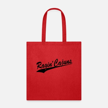 Cajun Ragin' Cajuns - Tote Bag
