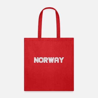 Scandinavia Norway - Oslo - Scandinavia - nowegian - sport - Tote Bag