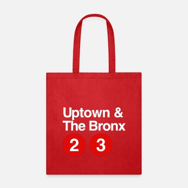 5 Boroughs Uptown & The Bronx - Tote Bag