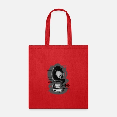 Iceland Chess knight - Tote Bag