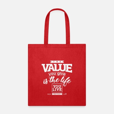 Value THE VALUE - Tote Bag