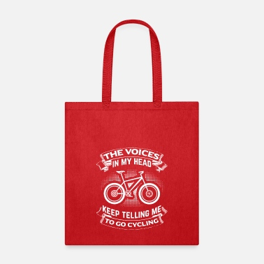 Cycling Cycling - Tote Bag