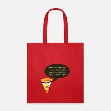 Pizza Slice PIZZA Slice - Tote Bag
