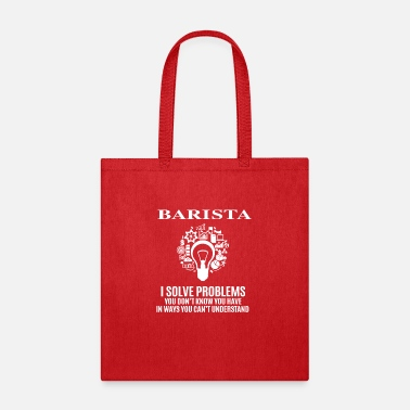 Barista Latest Design BARISTA - Tote Bag