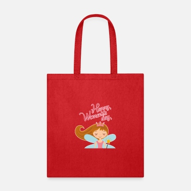 Womens Day Happy Women's Day, March 8, Womens Day - Tote Bag