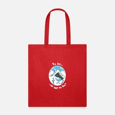 Yeti To Yeti or not to Yeti - Tote Bag