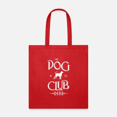 City Of Champions The Dog Club - 1972 - terrier - Tote Bag
