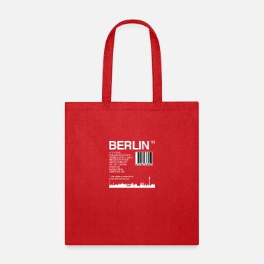 Berlin berlin tm - Tote Bag