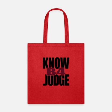 Tlc Know Before Judge - Tote Bag