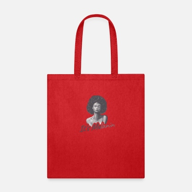 Oppression It's Melanin Gift - Tote Bag