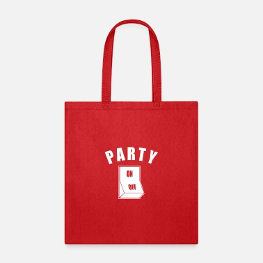 Party Party On Animal - Tote Bag