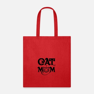 Cat cat Cat mom - Tote Bag