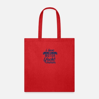 Plus Motor Yacht Yachting Crew Member Ship Yachts - Tote Bag