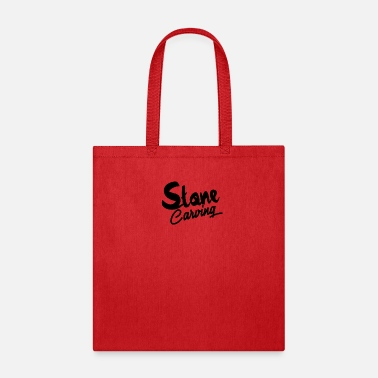Stone Carve Stone Carving - Tote Bag