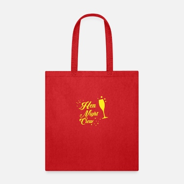 Hen Night Hen Night Crew - Tote Bag