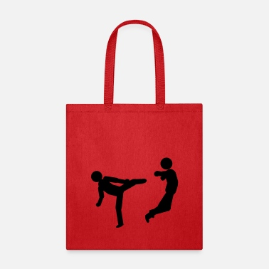 Kick slapping - Tote Bag