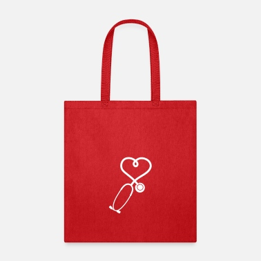 Stethoscope stethoscope_2_sp7 - Tote Bag
