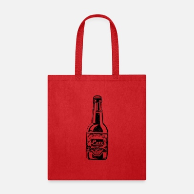 Beverage Beverage Bottle - Tote Bag
