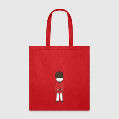 soldier 25x 8 - Tote Bag