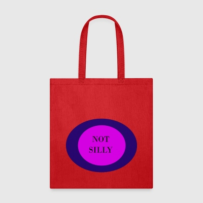 Not silly - Tote Bag