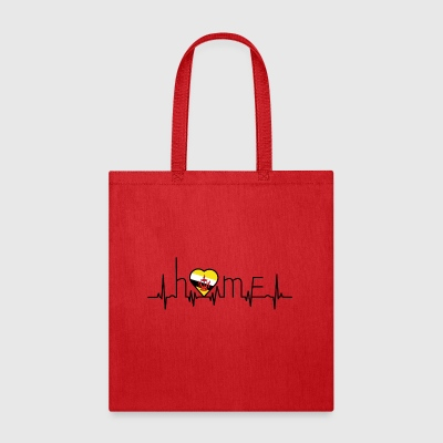 i love home Brunei - Tote Bag