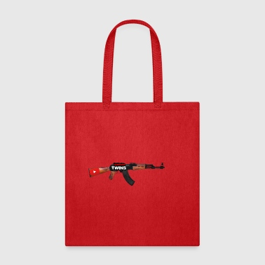 AK Twins - Tote Bag