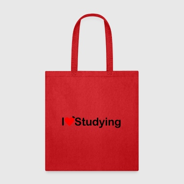 Studying School Student - Tote Bag