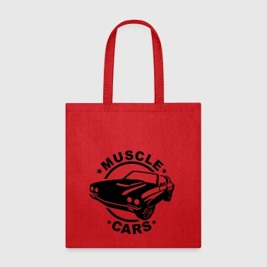 Muscle cars - Tote Bag