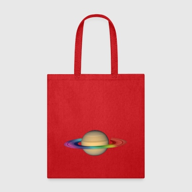 saturn - Tote Bag