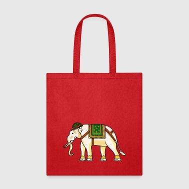 Africa Animal Asia Decorated 1298151 - Tote Bag