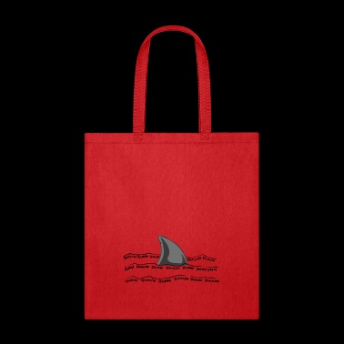 jaws tee shirt gift idea - Tote Bag