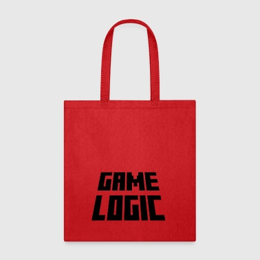 Game Logic Logo - Tote Bag