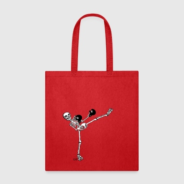 kickboxing - Tote Bag
