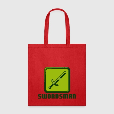 Game kid - Swordsman - Tote Bag