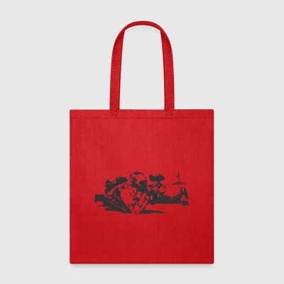 gotcha paintball4 - Tote Bag