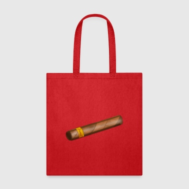 cigar tobacco habana cigarillo havanna gift - Tote Bag