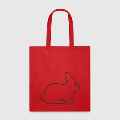 White Rabbit - Tote Bag