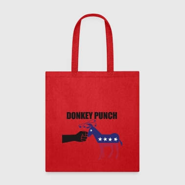 Donkey Punch - Tote Bag