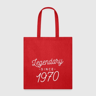 Legendary since 1970 - Tote Bag