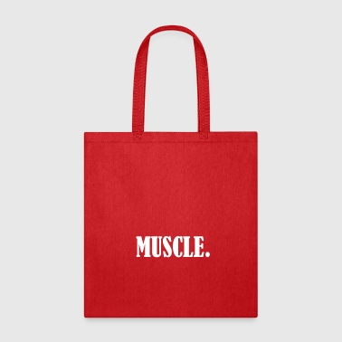 muscle - Tote Bag