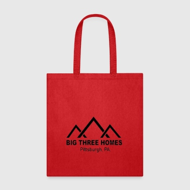 Big Three Homes - Tote Bag