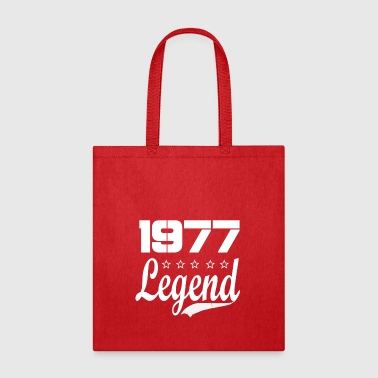 77 Legend - Tote Bag