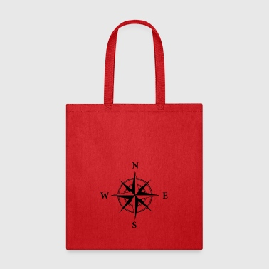 Nautical Compass - Tote Bag
