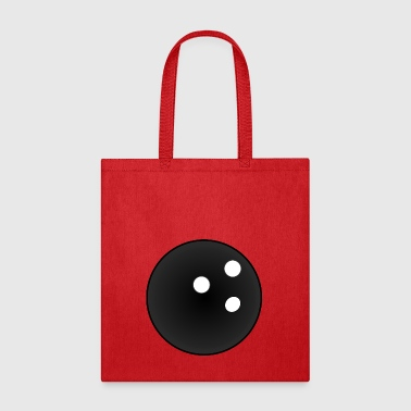bowling ball - Tote Bag