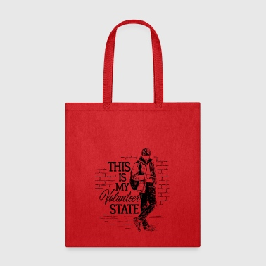 For the Tired Tennessean - Tote Bag